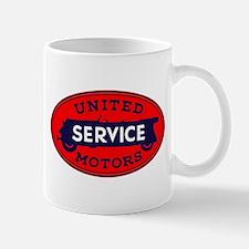 United Motors Service Mug