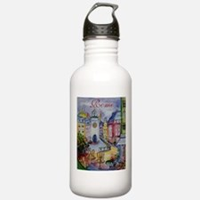 Rome Italy Water Bottle