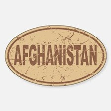 Afghanistan Auto Decal