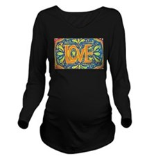 New Day Long Sleeve Maternity T-Shirt