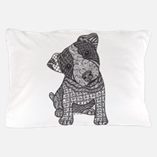 Jack Russell Pup Pillow Case