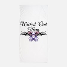 Wicked Cool Mom Beach Towel