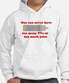 One can never have... Hoodie