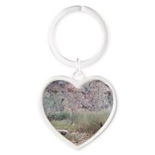 Phantom Ranch Deer Heart Keychain