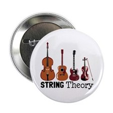"String Theory 2.25"" Button (10 pack)"