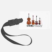String Theory Luggage Tag