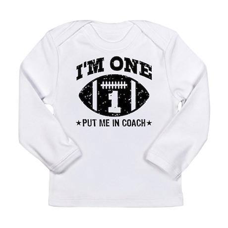 football1coach Long Sleeve T-Shirt