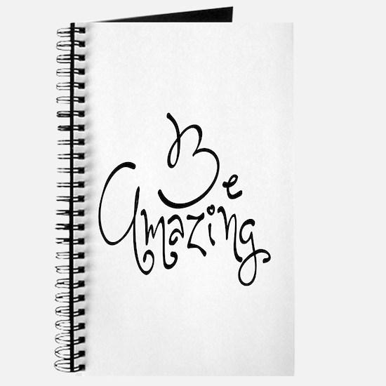 Be Amazing Journal