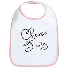 Choose Joy Bib