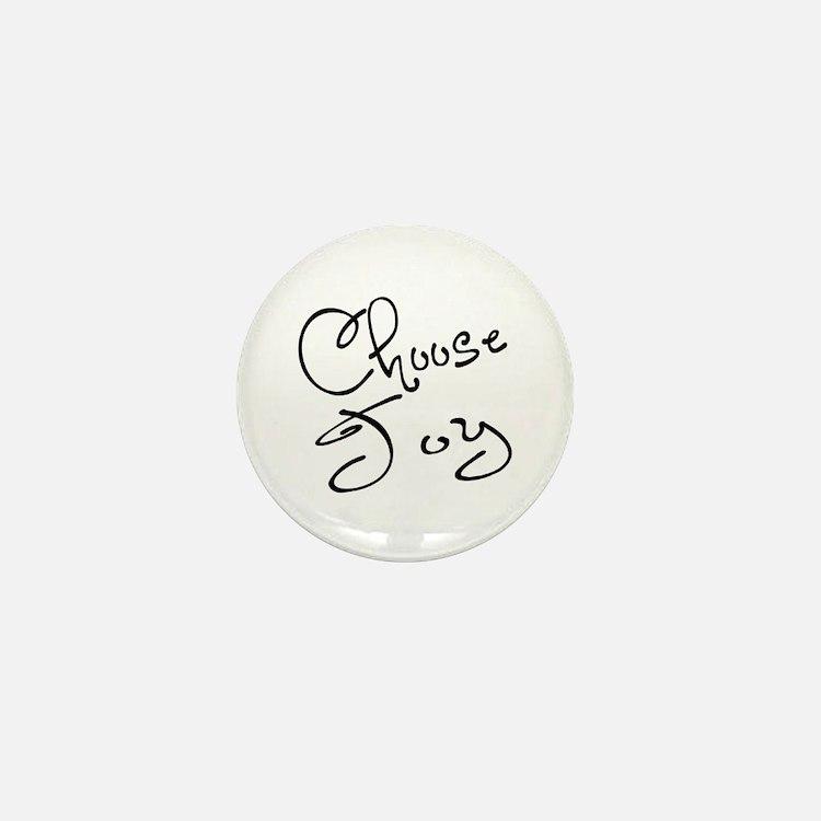 Choose Joy Mini Button