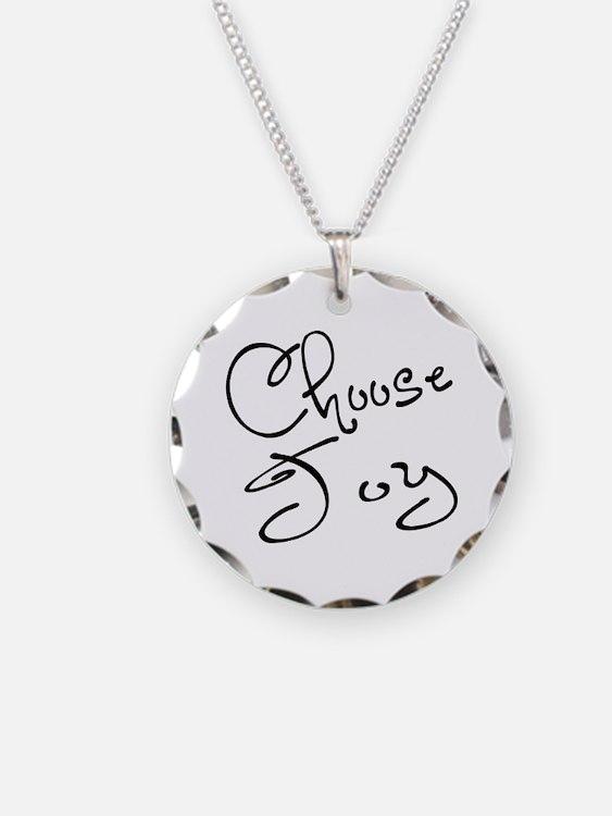 Choose Joy Necklace