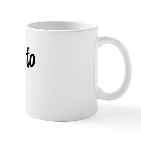Allergic to Hoagies Mug