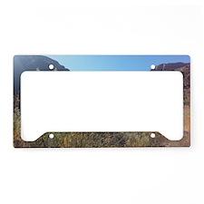 South Rim Grand Canyon Phanto License Plate Holder