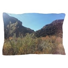 South Rim Grand Canyon Phantom Ranch Pillow Case