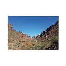 South Rim Grand Canyon Phantom Ra Rectangle Magnet