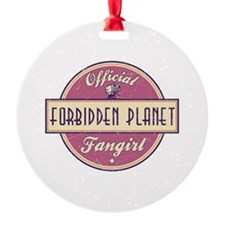 Official Forbidden Planet Fangirl Ornament