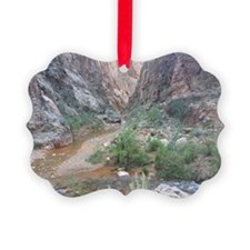 South Rim Grand Canyon Phantom Ra Ornament