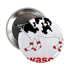 """Milk Cow in Socks - Cowasocki Cow A Socky 2.25"""" Bu"""