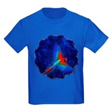 Blue Winged Macaw T
