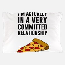 Pepperoni Pizza Love - A Serious Relationship Pill