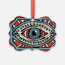 Gypsi Blue Ornament