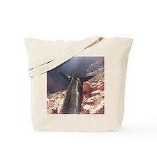 South Kiabab Grand Canyon Mule Ride Tote Bag