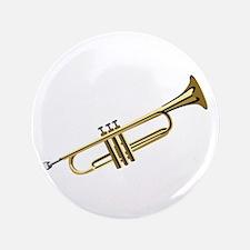 """Trumpet 3.5"""" Button"""