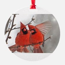 Shelter from the Storm Ornament