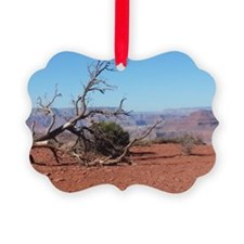 South Kiabab Grand Canyon Mule Ri Ornament