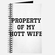 Property of my Hott Wife Journal