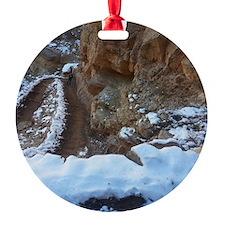 South Kiabab Grand Canyon Mule Ride Ornament