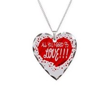 All You Need Is Love-The Beatles Necklace