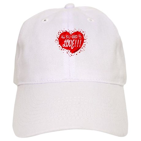 beatles baseball hat all you need is cap