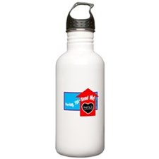 You Send Me-Sam Cooke/t-shirt Water Bottle