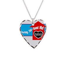 You Send Me-Sam Cooke/t-shirt Necklace