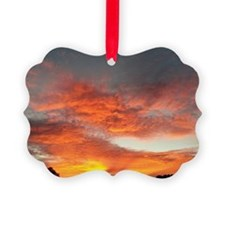 South Rim Grand Canyon Overlook S Ornament
