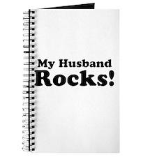 My Husband Rocks! Journal