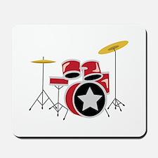 Drum Set Mousepad