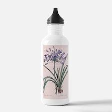 vintage botanical art, Water Bottle