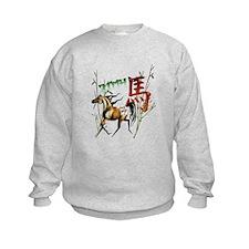 Year Of The Horse Sweatshirt