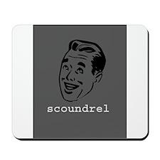 Scoundrel Mousepad