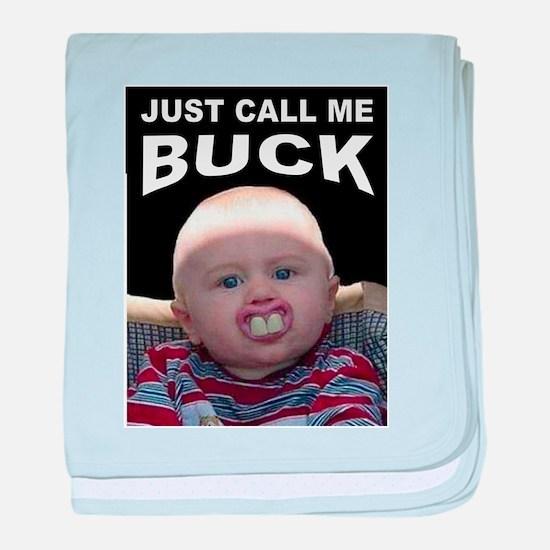 BABY BUCK baby blanket