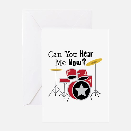 Can You Hear Me Now Greeting Cards