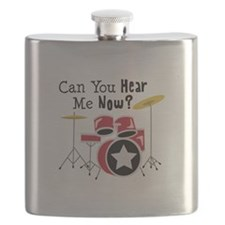 Can You Hear Me Now Flask