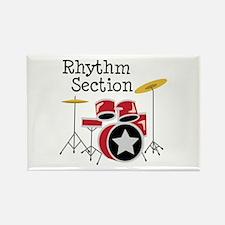 Rhythm Section Magnets