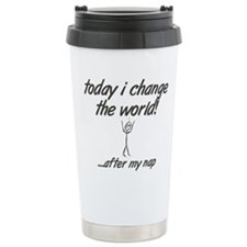 Change the World Travel Mug