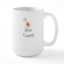 Nice Tweets Mugs