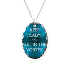 Keep Calm & Get in the Vortex Necklace