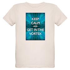 Keep Calm & Get in the Vortex T-Shirt