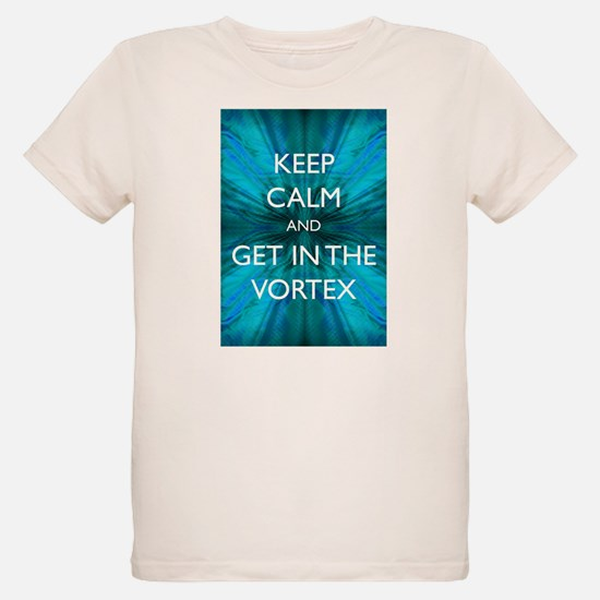 Keep Calm & Get in the Vortex T-Shirt